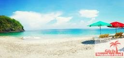 Virgin beach, Bali.