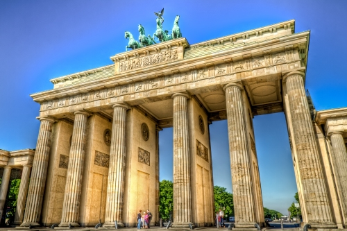 berlin :: brandenburger tor :: hdr