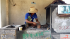 Local smith of Bali Rural Commune,