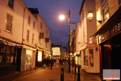 Canterbury streets