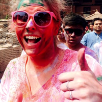 How to experience the Holi festival in Nepal or a colour run smoothly - 10 useful tips.