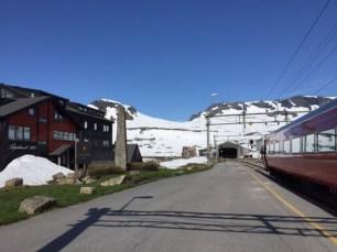Train Journey: from Bergen to Oslo