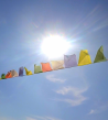 Prayer flags - Nepal