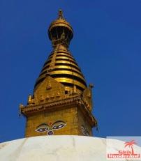 Swayambunath temple - Nepal