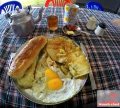 Breakfast: Asian Tree house