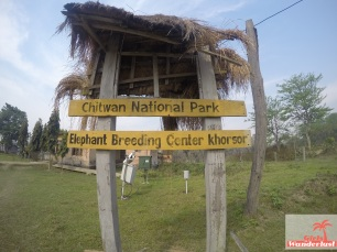 Chitwan National Park & Elephant Breeding Center