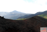 Hiking on Mount Etna, Sicily
