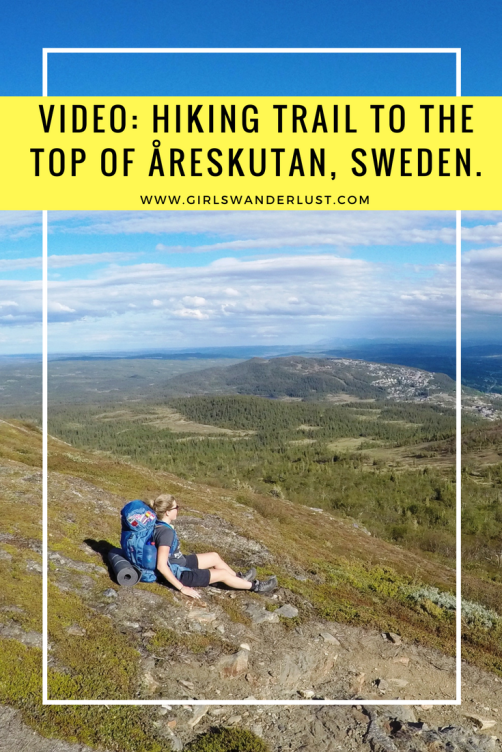 Travel video- hiking to the top of Areskutan, Sweden. #girlswanderlust #wanderlust #travel #traveling #travelling #travel #travelblog #travelinspiration #inspiration #reizen #areskutan #sweden #are.png