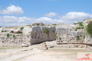 Archeological park Siracusa
