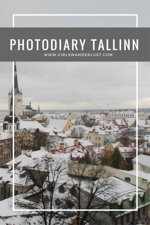 Photodiary Tallinn
