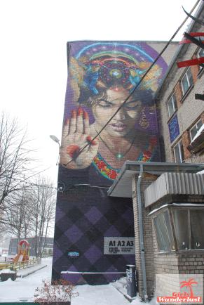 Telliskivi street art