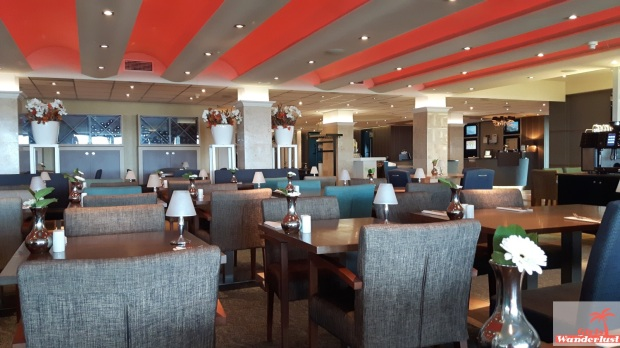 HOTEL REVIEW Carlton beach hotel, Scheveningen, restaurant