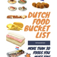 Dutch food bucket list - 30 Foods you must try in the Netherlands
