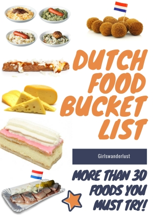 Dutch food bucket list 2  - 30 Foods you must try in the Netherlands via @girlswanderlust #netherlands #holland #food #bucketlist #foods #foodbucketlist #nederland.jpg