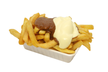 Patatje Oorlog. 30 Foods you must try in the Netherlands via @girlswanderlust.png