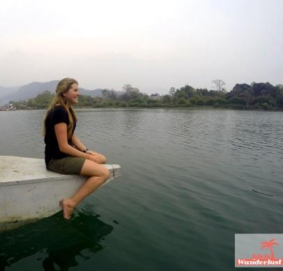 Phewa lake- Pokhara