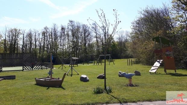 Hostel review Stayokay Texel, the Netherlands. Garden.jpg