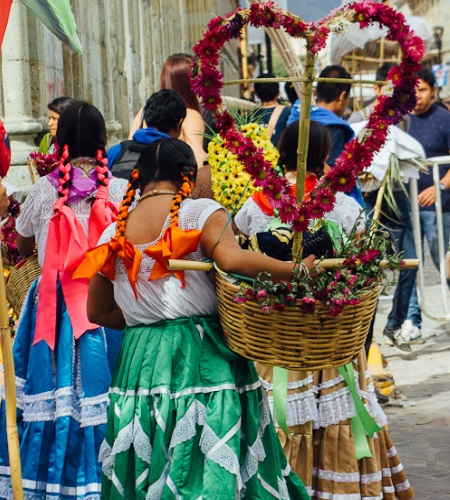 Travel tips for exploring oaxaca city in mexico for Oaxaca to mexico city