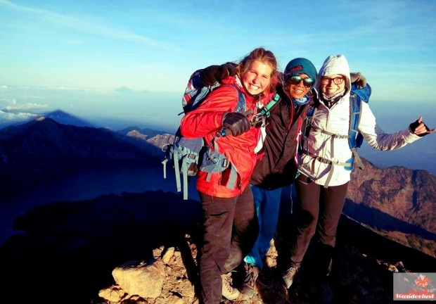 Climbing to the summit of Mount Rinjani, Lombok in 3 days and 2 nights diary, photos and tips  By @girlswanderlust #Lombok #Rinjani #Mountrinjani #indonesia #asia #girlswanderlust #travel #wanderlust #Summit.JPG