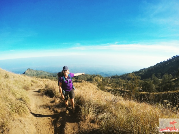 Climbing to the summit of Mount Rinjani, Lombok in 3 days and 2 nights diary, photos and tips  By @girlswanderlust #Lombok #Rinjani #Mountrinjani #indonesia #asia #girlswanderlust #travel #wanderlust #Summit #back.jpg