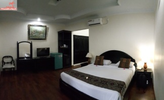 Superior room - bedroom