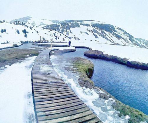Wheresdariel - Iceland