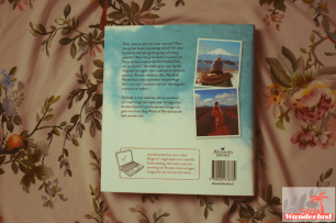 Backside of the book