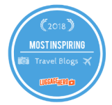 Luggagehero award 2018