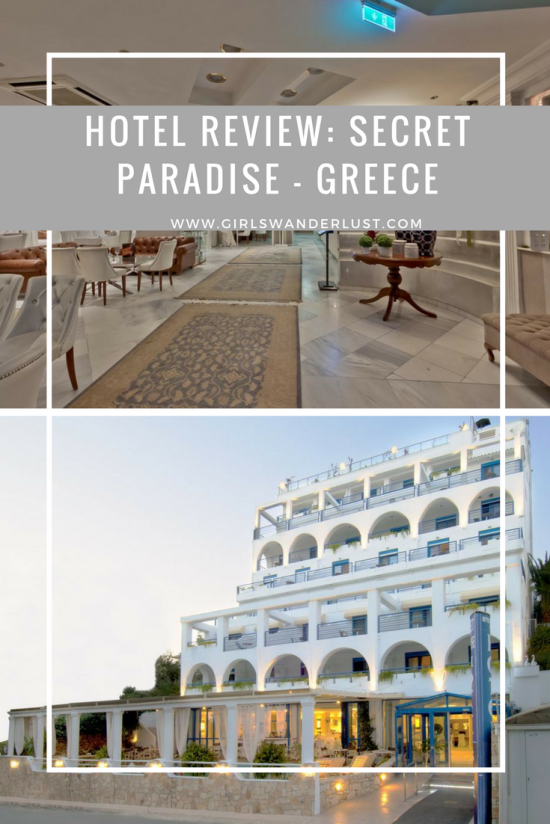 Hotel review_ Secret Paradise - Greece
