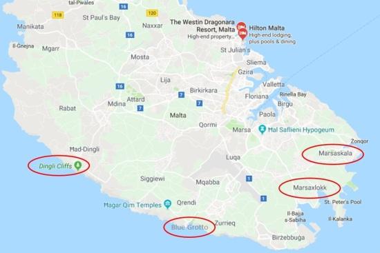 Malta overview