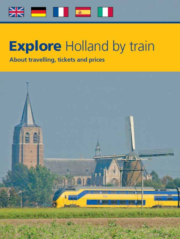Explore Holland by Train