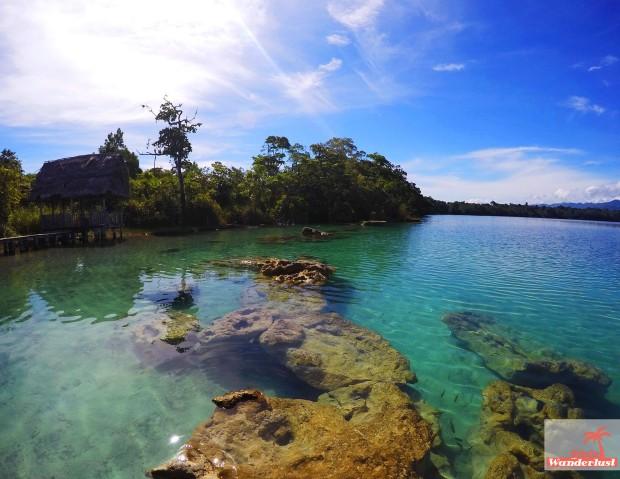 Off the beaten track in #Guatemala #Laguna #Lachuá  #Lake #Lachua National Park close to #coban by @girlswanderlust #girlswanderlust #travel #guate #central #america #rainforest #paradise #wanderlust #traveling #nature.jpg