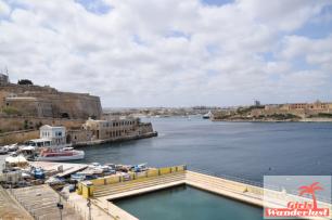 Ferry Valletta to Sliema